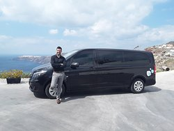 Santorini's Best Driver