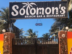 Solomon's Beach Bar & Restaurant