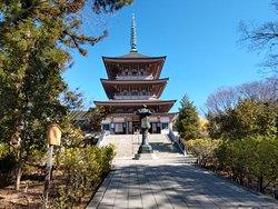 Shinshu Zenkoji Hombo Daikanjin Temple