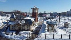 Музейно-производственный комплекс Паровозное депо Подмосковная