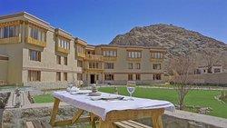 The Driftwood Ladakh
