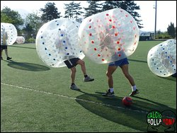 Calcio Bolla Roma - Bubble Football