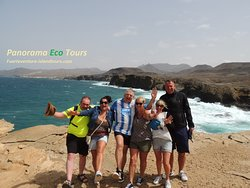 Panorama Ecotours in Fuerteventura... Happy Easter !