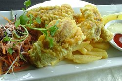 Fish and chips -WST33.00