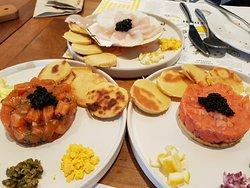 품격있는 해산물요리