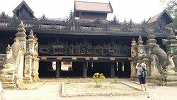 Great Teak Monastery