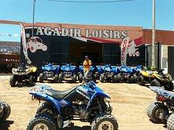 Agadir Loisirs Quad
