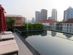 roof top pool (8th floor)