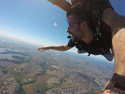 Salto SkydiveFoz