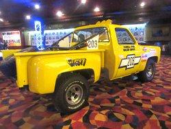 Historic Truck, Gold Stike Hotel & Gambling Hall, Jean, Nevada