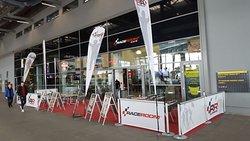 RaceRoom Cafe Am Nurburgring