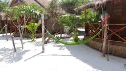 our private hammock