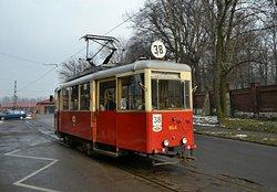 Tram line 38
