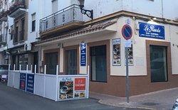 Cafetería Churrería La Rueda