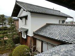 五個荘近江商人屋敷外村繁邸