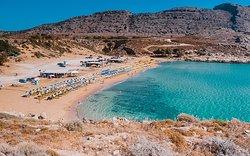 Agathi golden beach