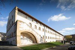 Vue Extérieure de La Citadelle