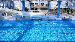 tropical pool Landal Søhøjlandet