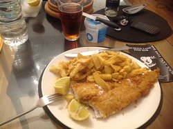 School Lane Fish and Chip shop