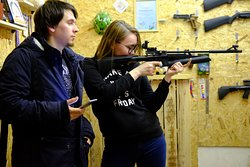 Shooting Range Plinker