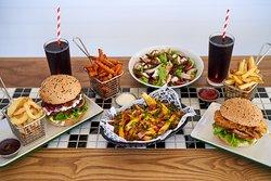 Burger Urge New Farm