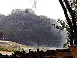 Chunar Fort - high above the Ganges