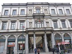 Bruxlles - Galeries Royales Saint Hubert