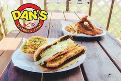 Dan's Seafood and Wings