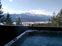 Fantastic weekend getaway in the mountains!
