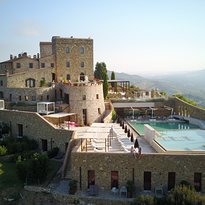 ‪Castello di Velona Resort, Thermal Spa & Winery‬