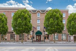 Quality Inn & Suites Shippen Place Hotel