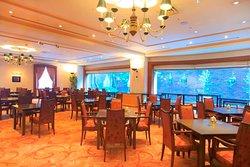 Cafe & Dining Amber Court(Hotel Nikko Princess Kyoto)