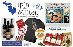 Tip'n the Mitten