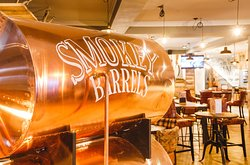 Smokey Barrels Bar & Grill