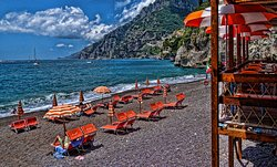 Bagni d'Arienzo Beach Club, Positano