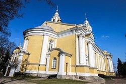 Kristaus Karaliaus katedra- The Cathedral of Christ The King