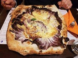 ottima pizza. consigliato