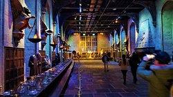 Warner Bros. Studios, Tour Harry Potter