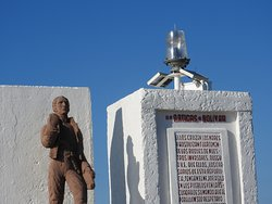 Faro Sandra Monumento A Artigas