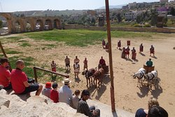 The Roman Army and Chariot Experience