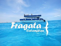 Fragata Catamaran