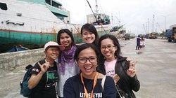 Old Port of Sunda Kelapa during Old Town Walking Tour
