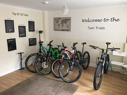 Twin Trails B&B