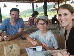 Vandy Kampot Tuk Tuk