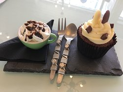 Easter chocolate cup cakes now in.....