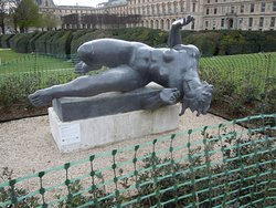 Statue d'Aristide Maillol