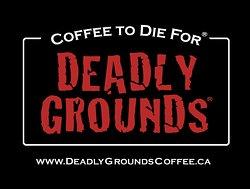 Deadly Grounds Cafe & Curiosities