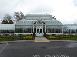 志愿者温室公园