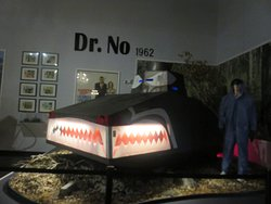 some items from Dr. No