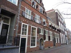 Rijksmonument Oost-Indisch Huis Delft